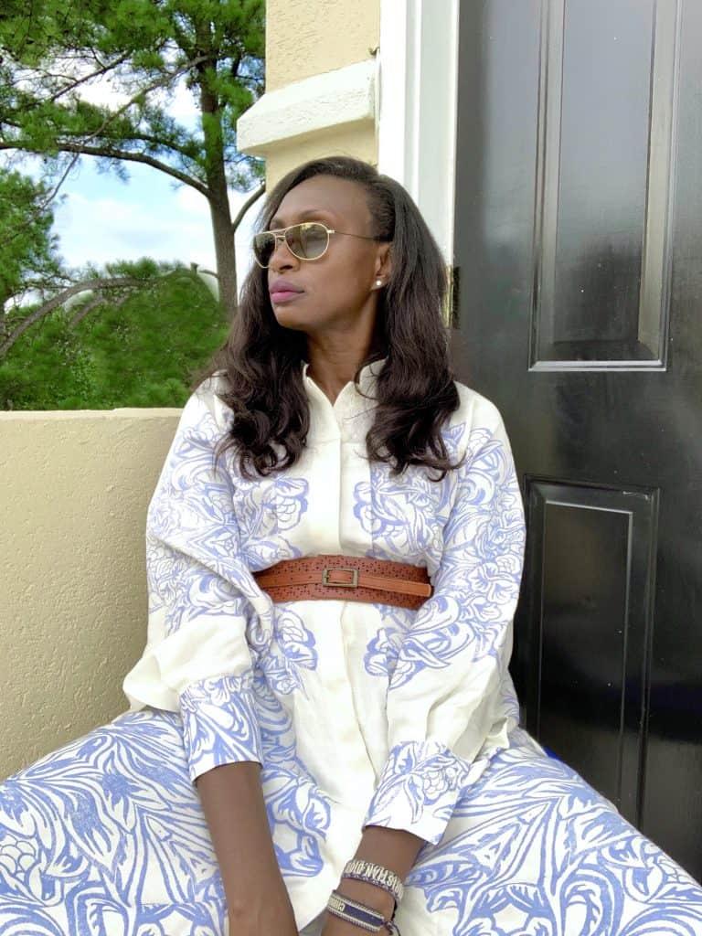 spring summer fashion trend womens white dress