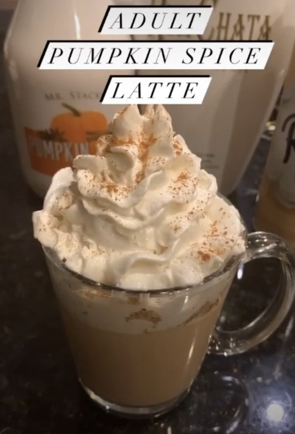 Read more about the article The Adult Pumpkin Spice Latte You Need to Survive 2020