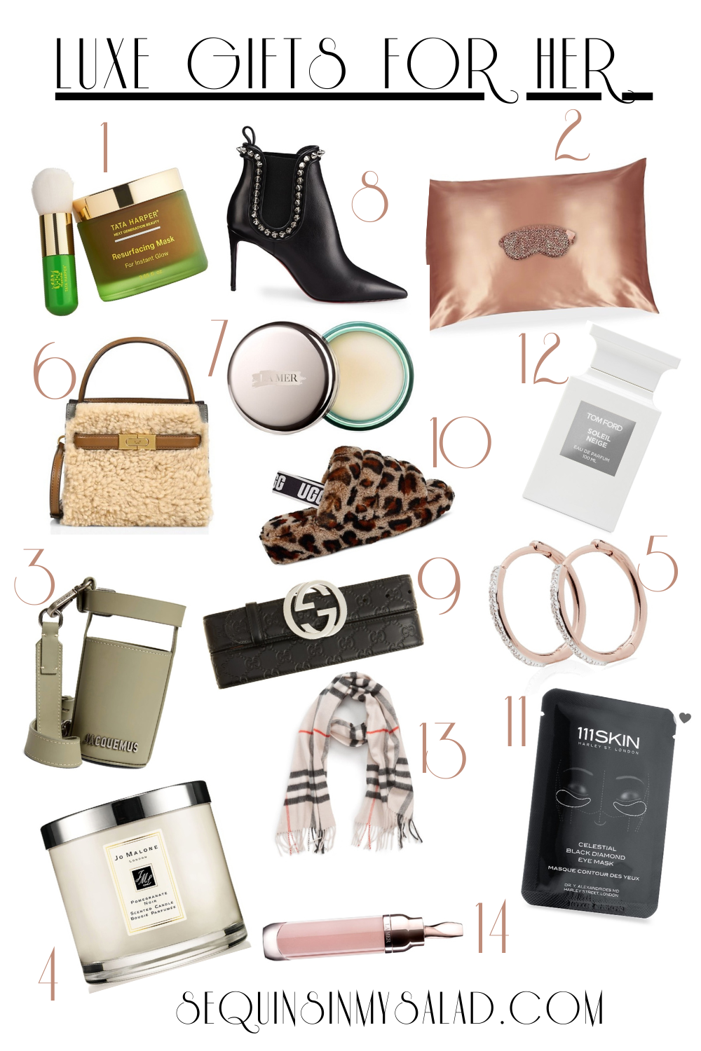 Read more about the article Affordable & Luxury Gifts for Him & Her
